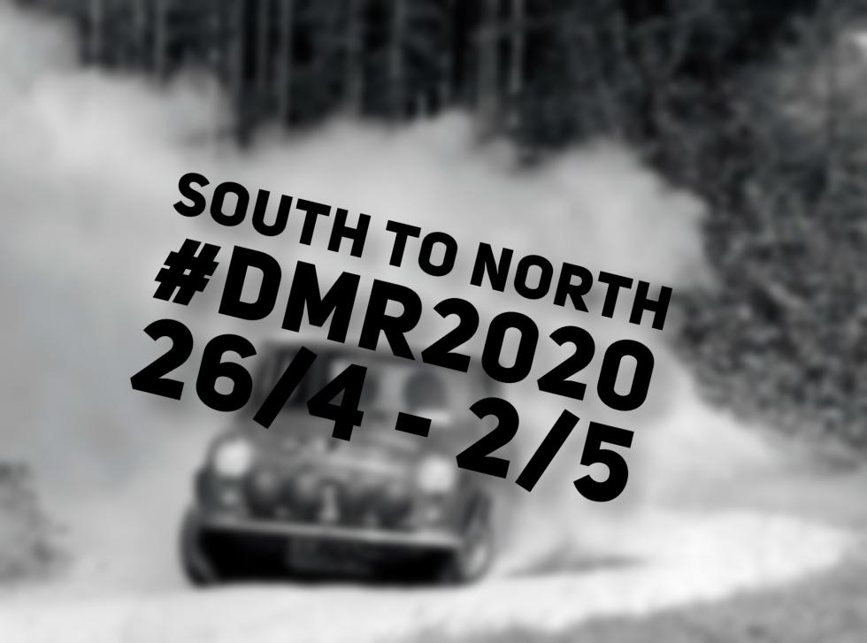 Dutch Mini Rally 2020 South To North